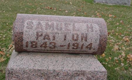 PATTON, SAMUEL H. - Sac County, Iowa | SAMUEL H. PATTON