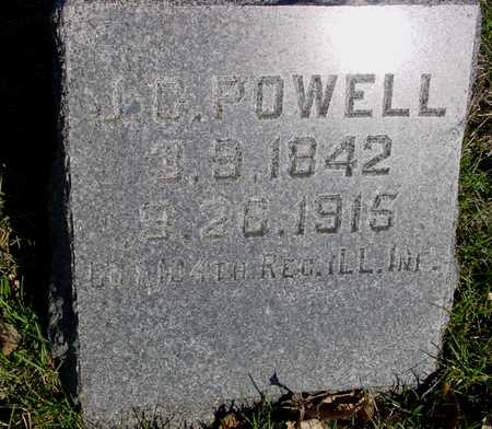 POWELL, J. C. - Sac County, Iowa | J. C. POWELL