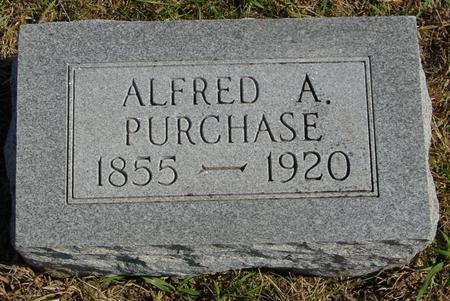 PURCHASE, ALFRED - Sac County, Iowa | ALFRED PURCHASE