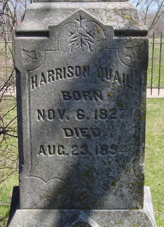 QUAIL, HARRISON - Sac County, Iowa | HARRISON QUAIL
