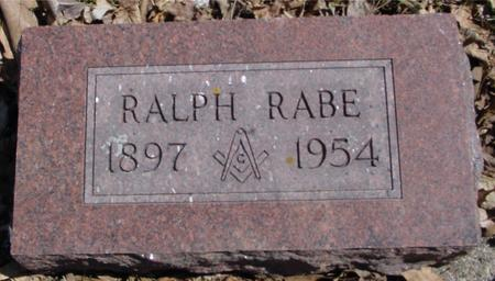 RABE, RALPH - Sac County, Iowa | RALPH RABE