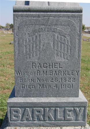 RACHEL, BARKLEY - Sac County, Iowa | BARKLEY RACHEL