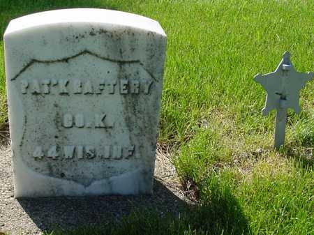 RAFTERY, PATRICK - Sac County, Iowa | PATRICK RAFTERY