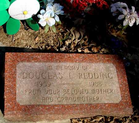 REDDING, DOUGLAS L. - Sac County, Iowa   DOUGLAS L. REDDING