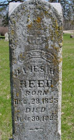 REED, JAMES H. - Sac County, Iowa | JAMES H. REED