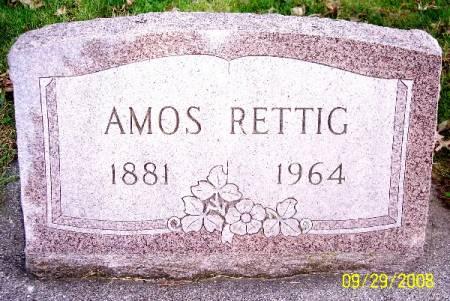RETTIG, AMOS - Sac County, Iowa | AMOS RETTIG