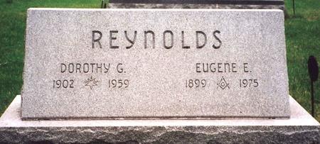 REYNOLDS, EUGENE - Sac County, Iowa | EUGENE REYNOLDS