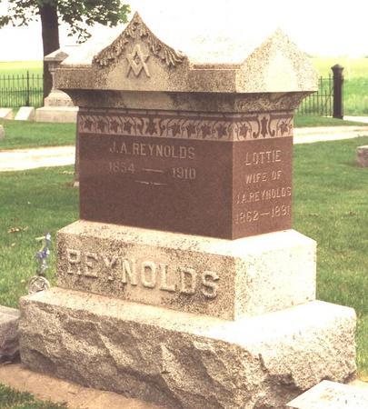 REYNOLDS, JOHN - Sac County, Iowa | JOHN REYNOLDS