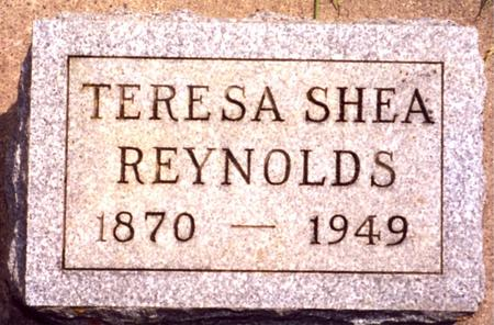 REYNOLDS, TERESA - Sac County, Iowa | TERESA REYNOLDS