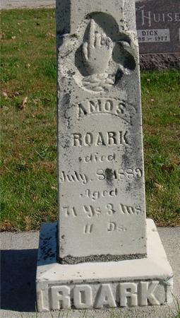 ROARK, AMOS - Sac County, Iowa | AMOS ROARK