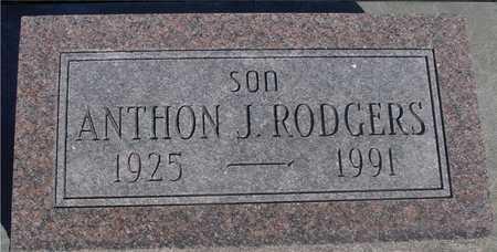 RODGERS, ANTHON J. - Sac County, Iowa | ANTHON J. RODGERS