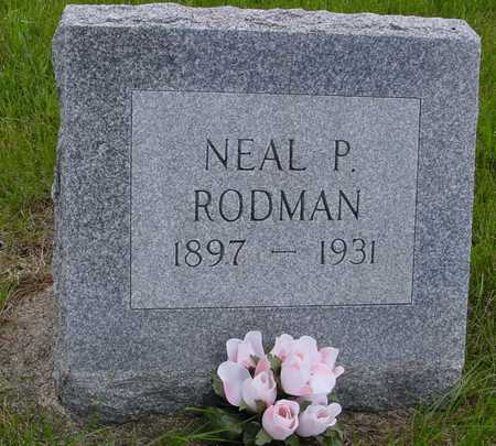 RODMAN, NEAL P. - Sac County, Iowa | NEAL P. RODMAN