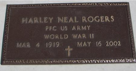 ROGERS, HARLEY NEAL - Sac County, Iowa | HARLEY NEAL ROGERS