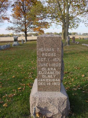 ROOSE, HERMAN T. - Sac County, Iowa   HERMAN T. ROOSE