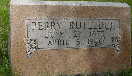 RUTLEDGE, PERRY - Sac County, Iowa | PERRY RUTLEDGE