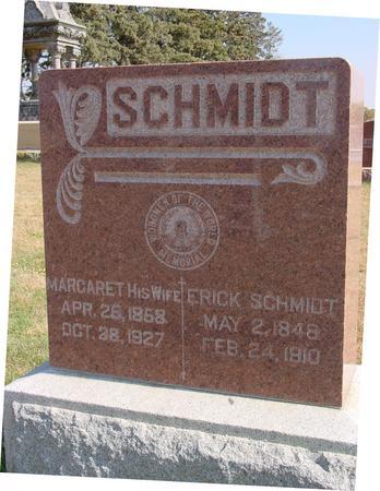 SCHMIDT, ERICK & MARGARET - Sac County, Iowa | ERICK & MARGARET SCHMIDT