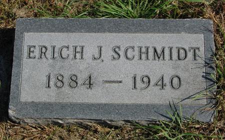 SCHMIDT, ERICH J. - Sac County, Iowa | ERICH J. SCHMIDT