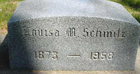 SCHMITZ, LOUISA M. - Sac County, Iowa | LOUISA M. SCHMITZ