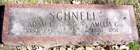SCHNELL, ADAM & AMELIA - Sac County, Iowa | ADAM & AMELIA SCHNELL