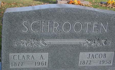 SCHROOTEN, JACOB & CLARA - Sac County, Iowa | JACOB & CLARA SCHROOTEN