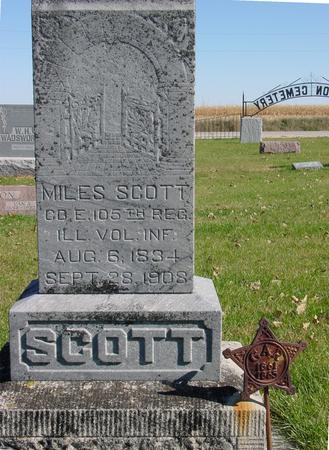 SCOTT, MILES - Sac County, Iowa | MILES SCOTT