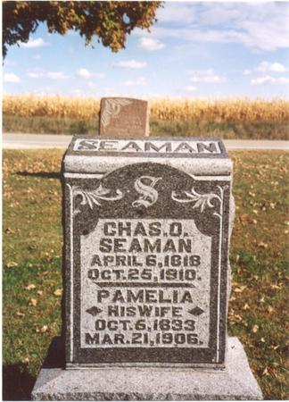 SEAMAN, CHARLES & PAMELIA - Sac County, Iowa | CHARLES & PAMELIA SEAMAN