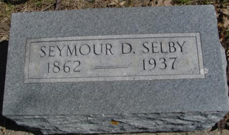 SELBY, SEYMOUR D. - Sac County, Iowa | SEYMOUR D. SELBY