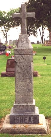 SHEA, MARY - Sac County, Iowa | MARY SHEA