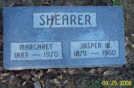SHEARER, JASPER W - Sac County, Iowa | JASPER W SHEARER