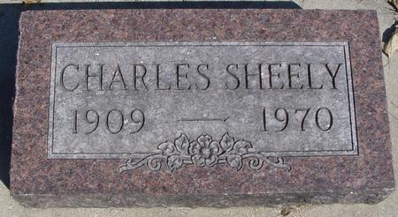SHEELY, CHARLES - Sac County, Iowa | CHARLES SHEELY