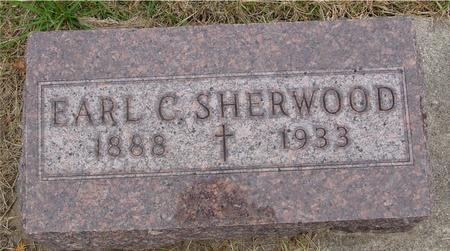 SHERWOOD, EARL C. - Sac County, Iowa | EARL C. SHERWOOD