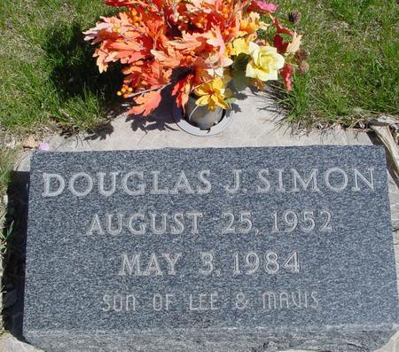 SIMON, DOUGLAS J. - Sac County, Iowa   DOUGLAS J. SIMON