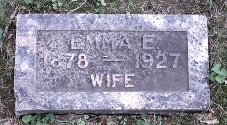 SIMPSON, EMMA E - Sac County, Iowa | EMMA E SIMPSON