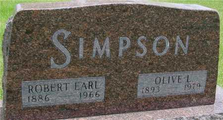 SIMPSON, ROBERT & OLIVE - Sac County, Iowa | ROBERT & OLIVE SIMPSON
