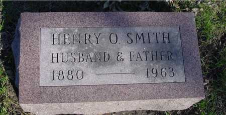 SMITH, HENRY O. - Sac County, Iowa | HENRY O. SMITH