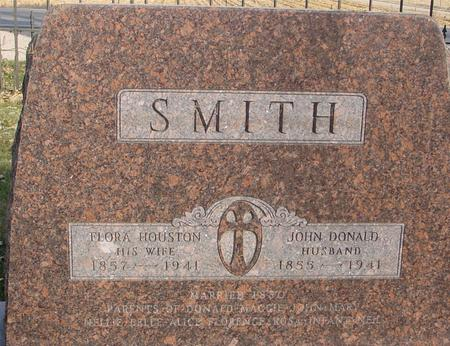 SMITH, JOHN & FLORA - Sac County, Iowa | JOHN & FLORA SMITH