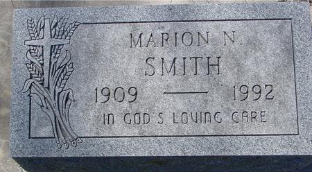 SMITH, MARION N. - Sac County, Iowa | MARION N. SMITH