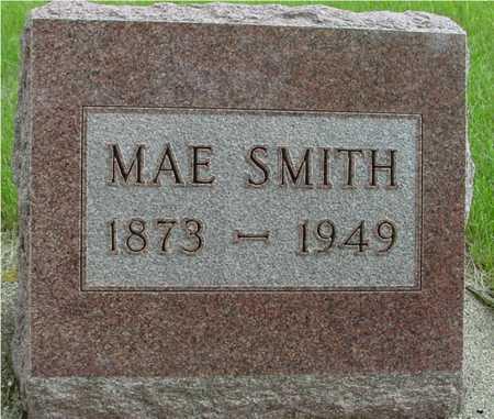 SMITH, MAE - Sac County, Iowa   MAE SMITH