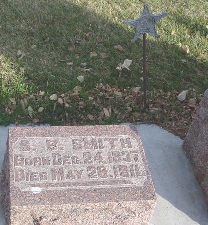 SMITH, SAMUEL B. - Sac County, Iowa | SAMUEL B. SMITH