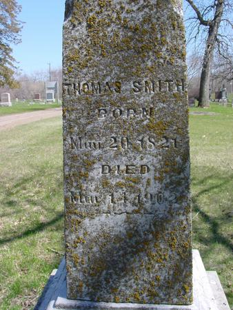 SMITH, THOMAS - Sac County, Iowa | THOMAS SMITH