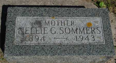 SOMMERS, NELLIE G. - Sac County, Iowa | NELLIE G. SOMMERS