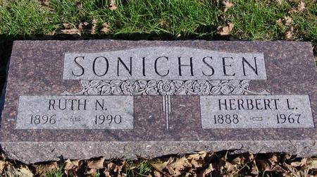 SONICHSEN, HERBERT & RUTH - Sac County, Iowa | HERBERT & RUTH SONICHSEN