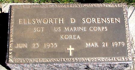 SORENSEN, ELLSWORTH D. - Sac County, Iowa | ELLSWORTH D. SORENSEN