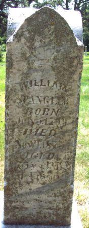 SPANGLER, WILLIAM - Sac County, Iowa | WILLIAM SPANGLER