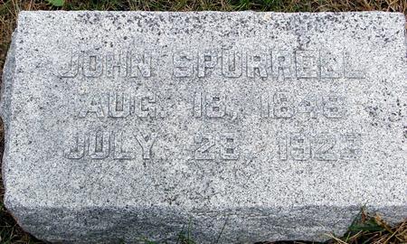 SPURRELL, JOHN - Sac County, Iowa | JOHN SPURRELL