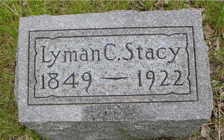 STACY, LYMAN C. - Sac County, Iowa   LYMAN C. STACY