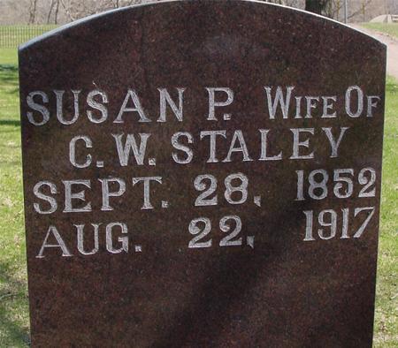 STALEY, SUSAN - Sac County, Iowa   SUSAN STALEY