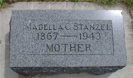 STANZEL, MADELLA C. - Sac County, Iowa | MADELLA C. STANZEL