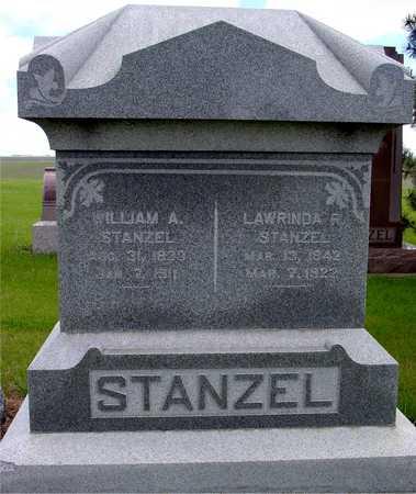 STANZEL, WILLIAM & LAWRINDA - Sac County, Iowa | WILLIAM & LAWRINDA STANZEL