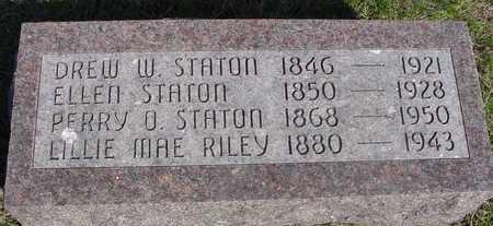 STATON, DREW W.  & PERRY - Sac County, Iowa | DREW W.  & PERRY STATON